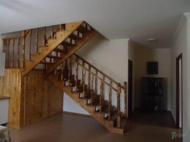 Лестница на 2й этаж своими руками